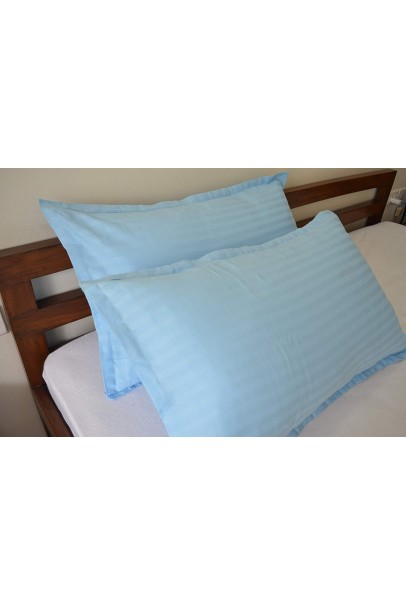 Home Linen 100% Cotton Pillow Covers